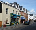 Local shops, on Temple Street, Sidmouth - geograph.org.uk - 1009962.jpg