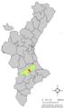 Localització d'Albaida respecte del País Valencià.png