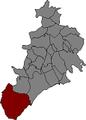 Localització de Vandellòs i l'Hospitalet de l'Infant.png