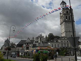 Subprefecture and commune in Centre-Val de Loire, France