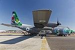 Lockheed C-130E Hercules 5D3 4145 (43074686474).jpg