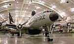 Lockheed EC-121D Warning Star, USAF Museum,Ohio.jpg