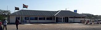 Lodwar Airport - Image: Lodwar Airport Terminal