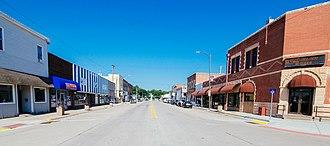 Logan, Iowa - Image: Logan, IA