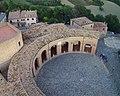 Loggiato del castello di Mondaino.jpg