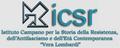 """Logo dell'Istituto Campano per la Storia della Resistenza, dell'Antifascismo e dell'Età Contemporanea """"Vera Lombardi"""".png"""