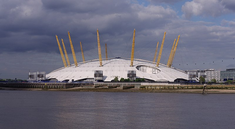 File:London MMB Z9 Millennium Dome.jpg