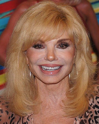 Loni Anderson, American actress