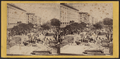 Looking up Broadway from the corner of Fulton Street, showing the ruins of Barnum's Museum, by E. & H.T. Anthony (Firm).png