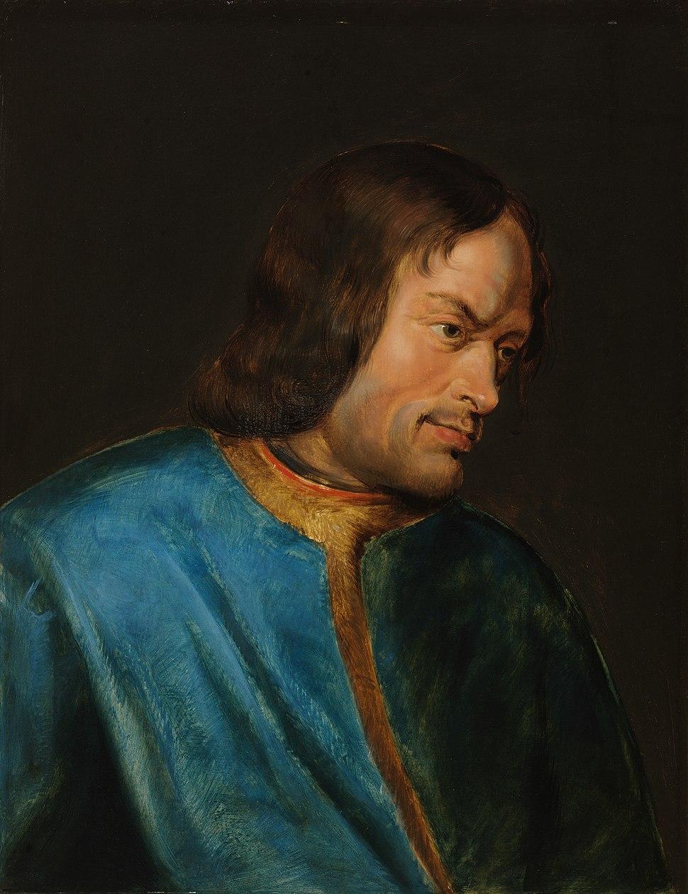 Lorenzo de%27 Medici Rubens