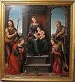 Lorenzo di credi, sacra conversazione, ante 1510-12 ca..JPG