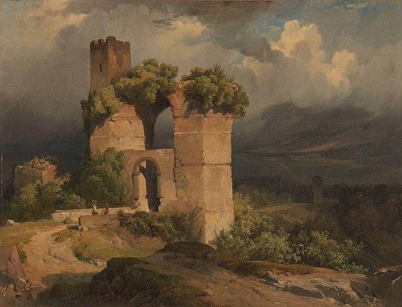 roman aqueduct - image 10
