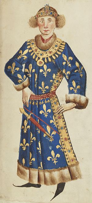 Louis II, Duke of Bourbon - Duke Louis II of Bourbon
