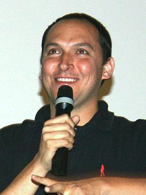 Louis Leterrier - Leterrier in Paris, July 22, 2008