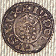 Louis VII denier Bourges 1137 1180.jpg