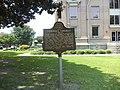 Lowndes County Historical Marker full, Valdosta.JPG