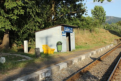 How to get to Lužec Pod Smrkem with public transit - About the place