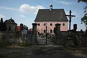 Lubomierz Kościół Świętej Anny i zabytkowy cmentarz (6).JPG