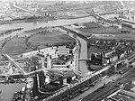 Luchtfoto Maastricht-Boschpoort, 1965.jpg