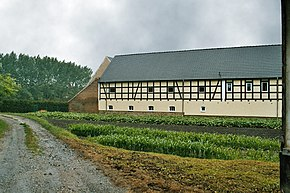 Luckenau (Zeitz), half-timbered house.jpg