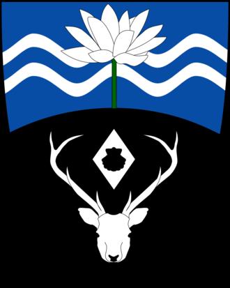 Lucy Cavendish College, Cambridge - Lucy Cavendish College heraldic shield