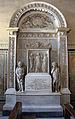 Luigi Giovannozzi e Emilio Santarelli su disegno di Charles Percier, monumento a luisa stolberg d'albany (1824).JPG