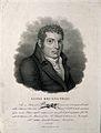 Luigi Valentino Brugnatelli. Lithograph by L. Rados after R. Wellcome V0000838.jpg