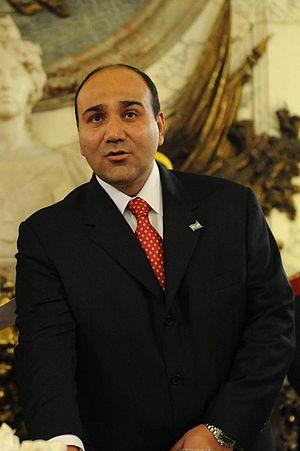 Juan Luis Manzur - Image: Luis Manzur