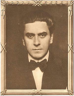 Richard Lund - Image: Lund, Richard in Filmen 1919