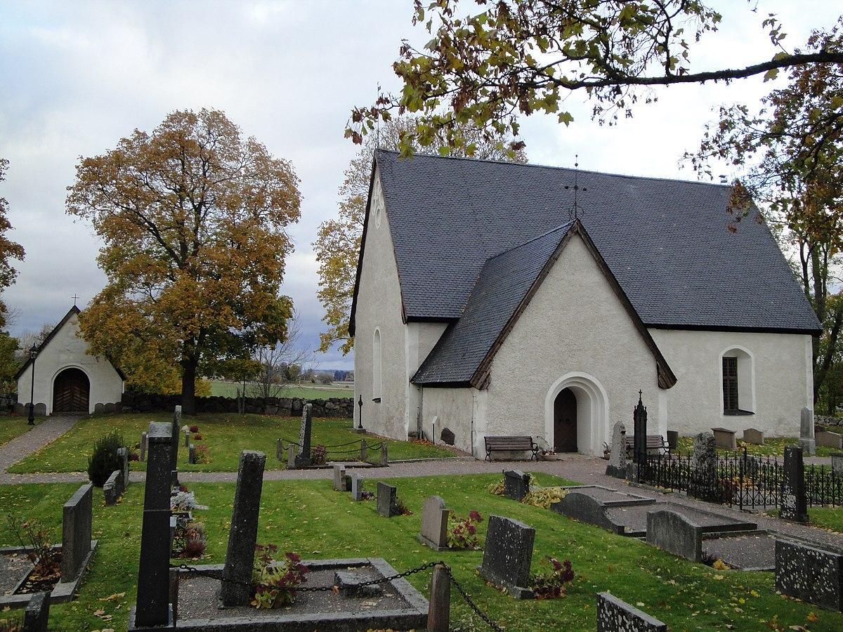 Lunda kyrka, Uppland – Wikipedia