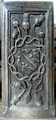 LuttrellArms Benchend 16thC EastQuantoxheadChurch Somerset.PNG