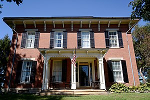 National Register of Historic Places listings in Fairfield County, Ohio