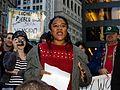 Lynn Nottage Occupy Wall Street 2011 Shankbone 4.JPG
