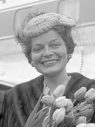 Lys Assia - Assia in 1957