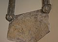 Mènsules i trompa de la capella de la santa Creu, claustre del conevent de sant Doménec, València.JPG