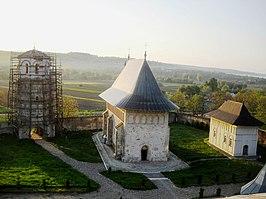 Dobrovăț Monastery