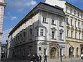 Měšťanský dům (Olomouc), roh Ostružnické a Opletalovy ul..JPG