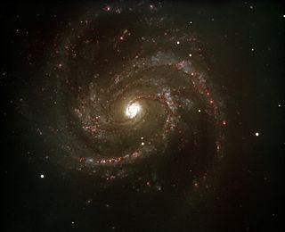 Messier 100 galaxy