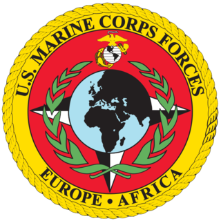 United States Marine Forces Europe and Africa