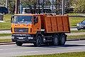 MAZ-6501 dump truck in Minsk 1.jpg