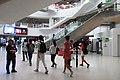 MC 澳門 Macau 外港客運碼頭 Outer Harbour Ferry Terminal visitors escalaotrs May 2018 IX2 01.jpg