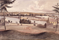 MIKAN 2836296 Fort Henry, Point Frederick and Tete du Pont Barracks, Kingston, from the old redoubt.png