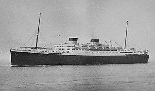 MV <i>Georgic</i> (1931) ship built for the White Star Line