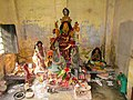 Maa Manasa Devi idol at Tribeni, West Bengal, India.jpg