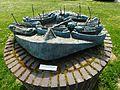 Maasbracht (Maasgouw) sculptuur schepenkerkhof.JPG