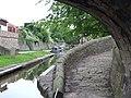 Macclesfield Canal Stop locks Marple 0406.JPG