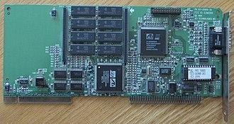 ATI Mach - Graphics Pro Turbo VLB (Mach64GX)