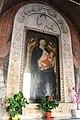 Madonna in trono di Jacopo del Casentino - Cappella della Madonna di Piazza (Scarperia) 1.jpg