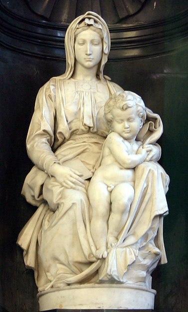 Madonna michelangelo1