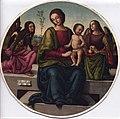 Maestro del tondo Greenville - Madonna con Bambino e angeli, inv. 14.1.jpg